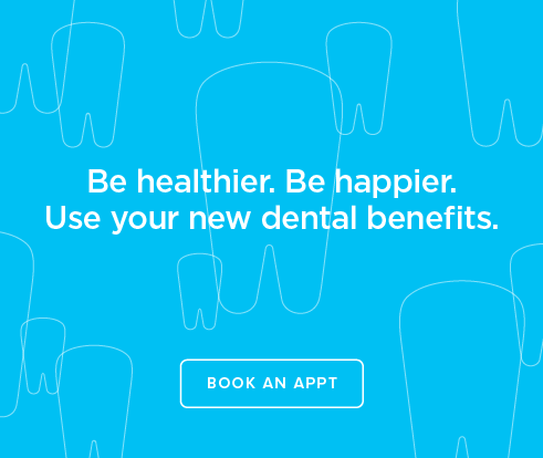 Be Heathier, Be Happier. Use your new dental benefits. - Festival Dental Group and Orthodontics